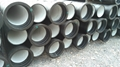 Water supply and distribution ductile iron pipes en