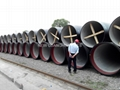 DN1400 Ductile Iron Pipes