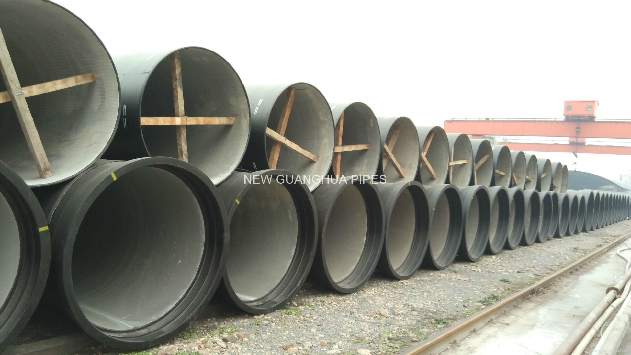 Water Supply and Distribution Ductile Iron Pipes 1
