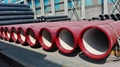ISO7186 Ductile Iron Pipes for sewage 1