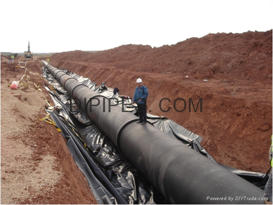 water supply Ductile Iron Pipe 1