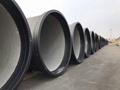 DN2400 Ductile Iron Pipes