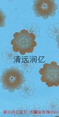 蝶恋花系列晶钢门贴膜