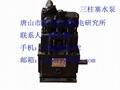 三柱塞高壓水泵