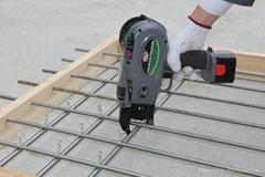 小型鋼觔電動綁紮機