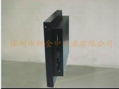 监视器铁壳