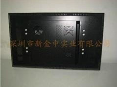 工业液晶监视器铁壳