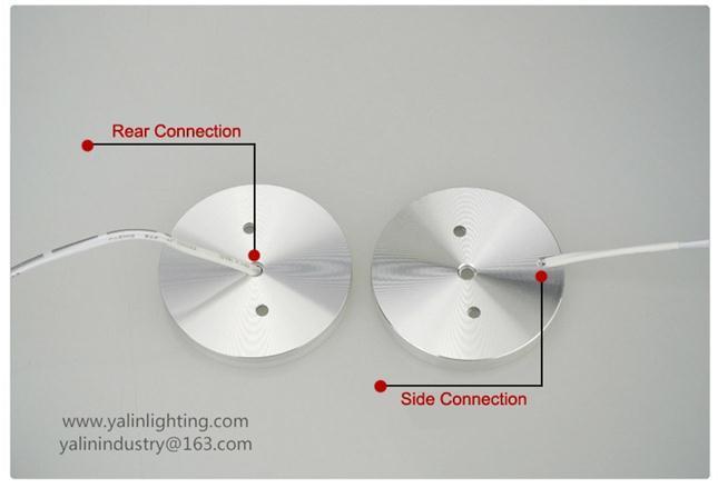 12V ultrathin LED caravan cabinet lamp kit 2