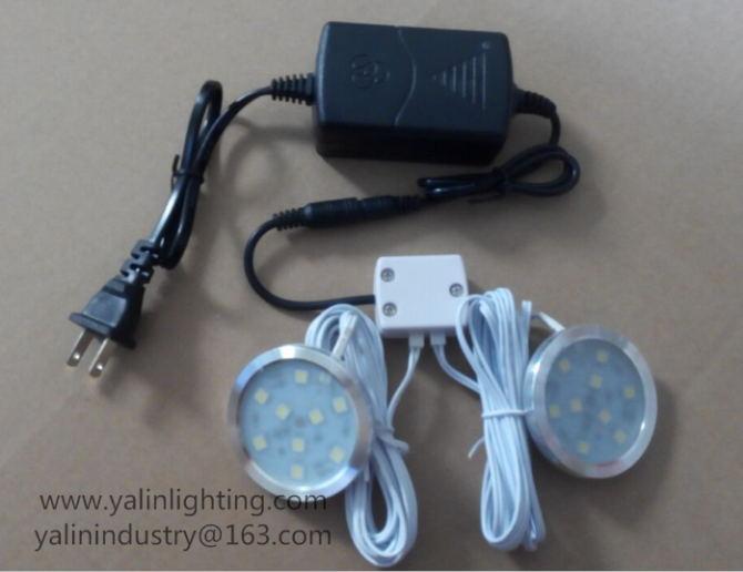 12V ultrathin LED caravan cabinet lamp kit 5