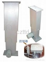 腾达方形推杆式投影机电动遥控升降器R3-400