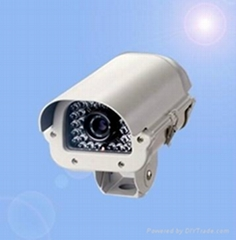 Infrared Waterproof CCD Camera