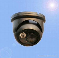 CCTV security Infrared Array Dome ccd Camera