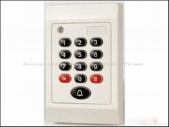 RFID access control reader for EM card or Mifare card