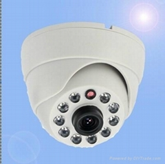 CCTV Economical Infrared CCD dome Camera IR camera