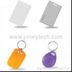 RFID keyfob Tag Access Control Card