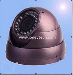 CCTV Vandalproof Varifocal Dome Camera, 700TVL