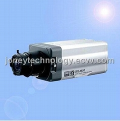 600 TVL high resolution low illumination Box camera with wide dynamic