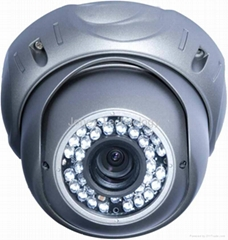 1/3 inch Sony CCD 700TVL CCTV Dome Camera
