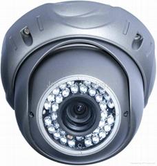 1/3 inch Sony CCD 700TVL CCTV Dome Camera