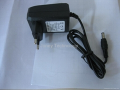 Power adapter Power supply 12V 1A Europe standard