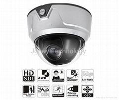 SDI HD video camera 2 megapixels video dome camera 1080P
