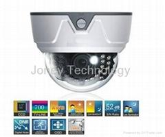 1080P SDI-HD 2 megapixels IR dome camera