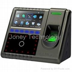 Muti-biometric Time attendnace and Access control termianl