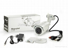 Day night vision outdoor wifi ip camera