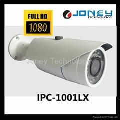 ONVIF 1.3Megapixels 4x auto zoom ip camera