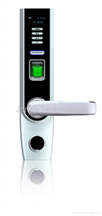 Advanced Intelligent Fingerprint Lock with OLED Display and USB slot