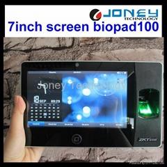 The lastest Biometric Fi