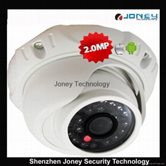 outdoor IP dome camera