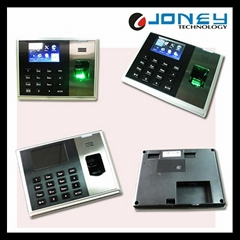 Network fingerprint time attendance terminal