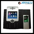 built-in battery fingerprint time attendance iclock880 with WIFI,GPRS