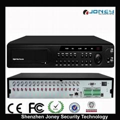 16CH dvr realtime D1/960H recording