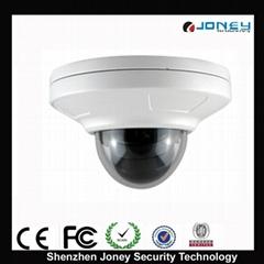 1080P mini ip dome camera POE
