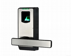 2015 New Rugged ABS Plastic Casing door lock , DIY fingerprint LOCK