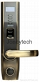 Zinc Alloy hotel RFID card lock system