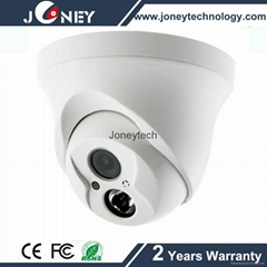 1080P Plastic IR Dome TVI security Camera