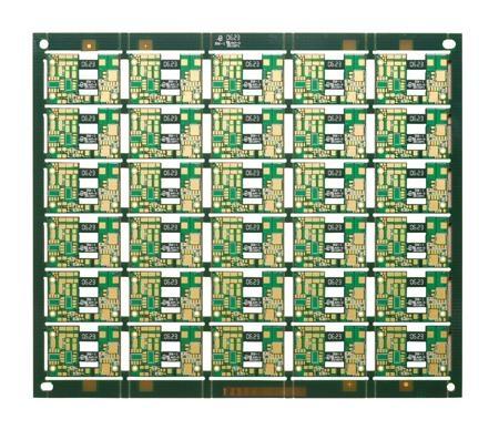 16 layers blind via pcb board 1