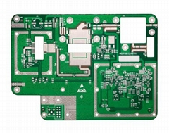 2 layers High frequency printed circuit board