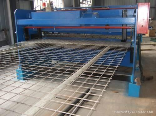 供应钢筋网自动编织机 2