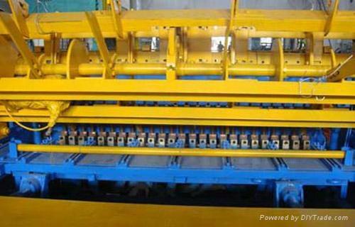 供应钢筋网自动编织机 4