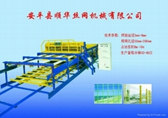鋼觔網自動焊接機