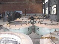 钢丝球化炉