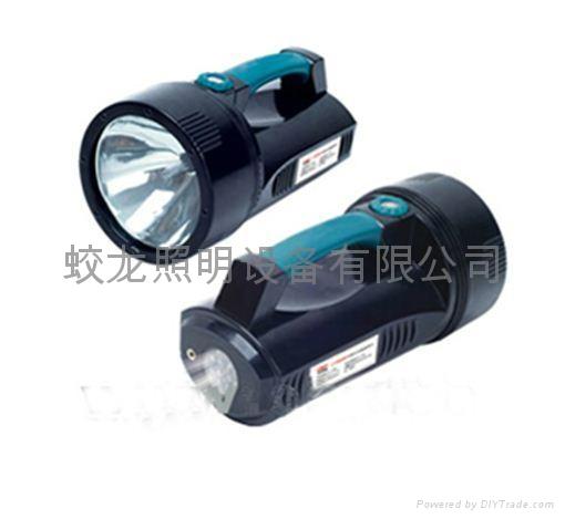 供應便攜式超強氣體探照燈 1