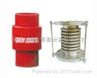 【瑞昌生产】JDZ型轴向内压式波纹补偿器