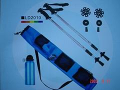 登山杖水壺和登山扣 四件套SMT-01