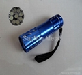 LED ALUMINUM FLASHLIGHT