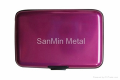 鋁合金卡包 SMM-A1